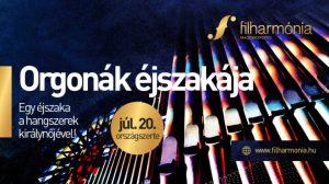 Orgonák éjszakája plakát