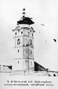 A sordöntő szélvihar 1907-ben